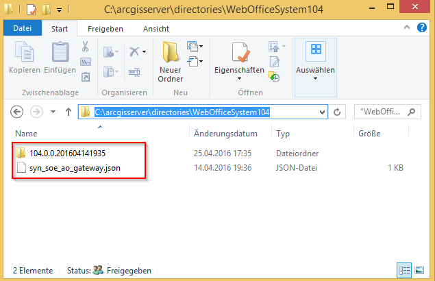 Adding the WebOffice system files